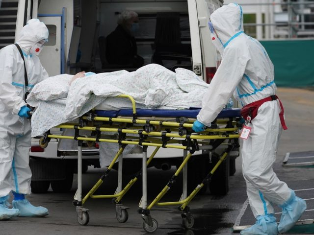 19 months into pandemic, Russia's daily official Covid-19 death toll surpasses 1,000 for first time since deadly virus emerged