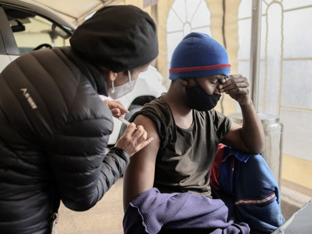 South Africa to begin jabbing 12- to 17-year-olds with Pfizer Covid vaccine in bid to ramp up inoculation rate before exams