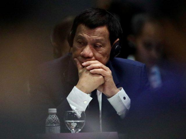 Philippines President Rodrigo Duterte announces retirement from politics