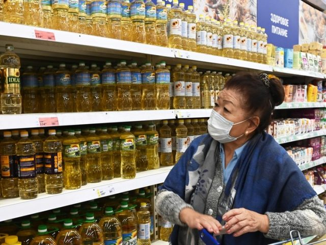 Global food prices reach record high in September amid harvest issues and rising demand for vegetable oils, sugar & cereals