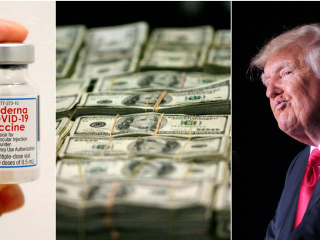 Trump out, Big Pharma in: Top Moderna executives make Forbes' top 400 richest list