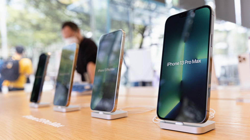 US tech giant Apple
