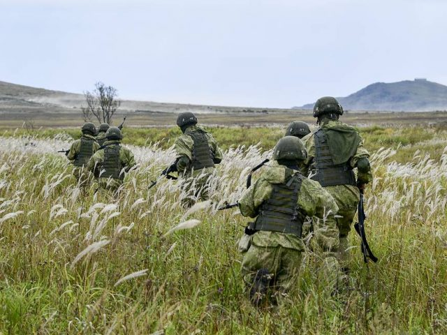 Putin: Russia ready for talks with NATO, but against reporting on national military drills